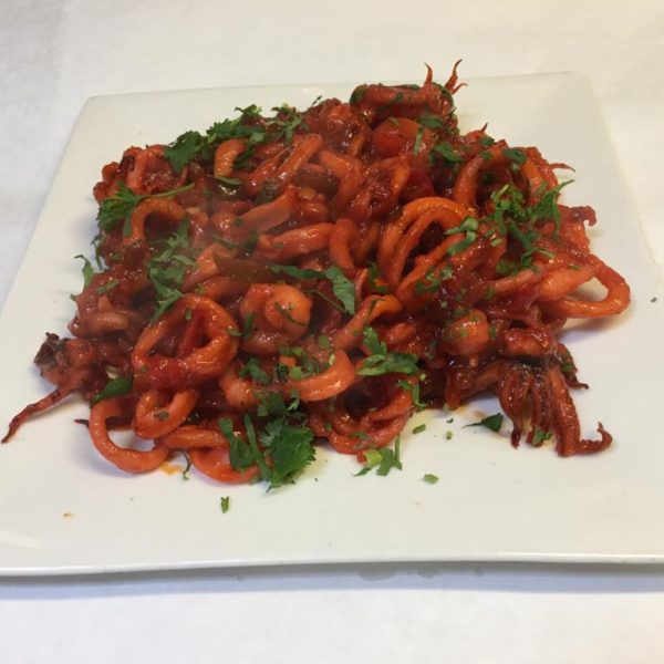 Masala Fry Calamari
